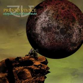 PRESTO VIVACE - Utopias Color Esmeralda - Cd