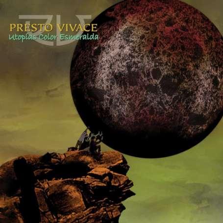 PRESTO VIVACE - Utopias Color Esmeralda - Cd