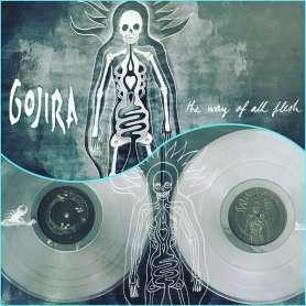 Gojira - The Way Of All Flesh - Vinilo