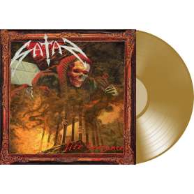 SATAN - Life sentence - gold Vinilo