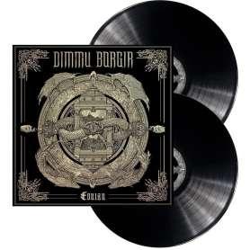 DIMMU BORGIR - 2 LP -  Eonian