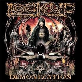 LOCK UP - Demonization - Cd...