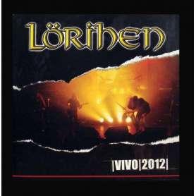 LORIHEN - Vivo 2012 - Cd