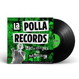 LA POLLA RECORDS - Levántate Y Muere - Vinilo + Dvd