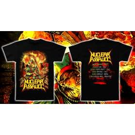 NUCLEAR ASSAULT - Remera...