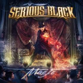 SERIOUS BLACK - Magic - Cd