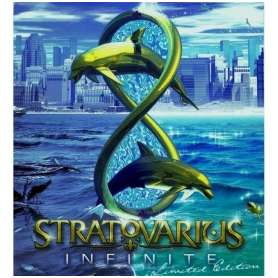 STRATOVARIUS  - Infinite - limited edition - 2CD