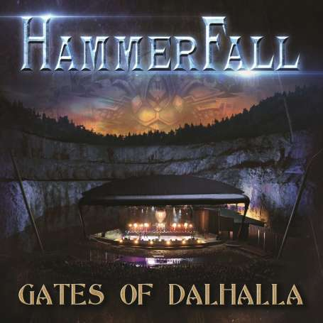 HAMMERFALL - Gates Of Dalhalla - 2 CD + DVD