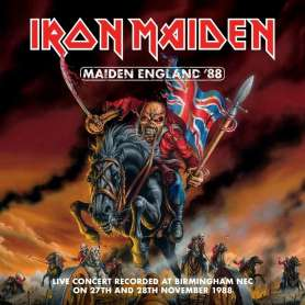 IRON MAIDEN - Maiden...