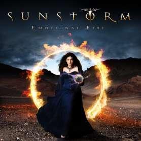 SUNSTORM - Emotional fire - CD