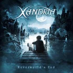 XANDRIA - Never World's end - Cd