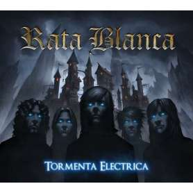 RATA BLANCA - Tormenta eléctrica - 2 VINILO