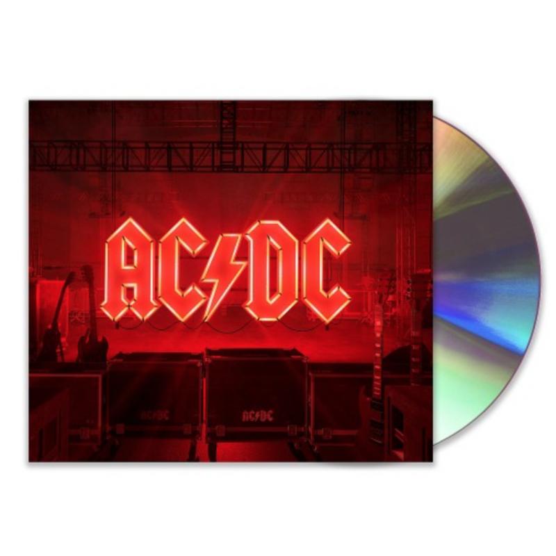 AC/DC – Power Up - Cd Jewel case