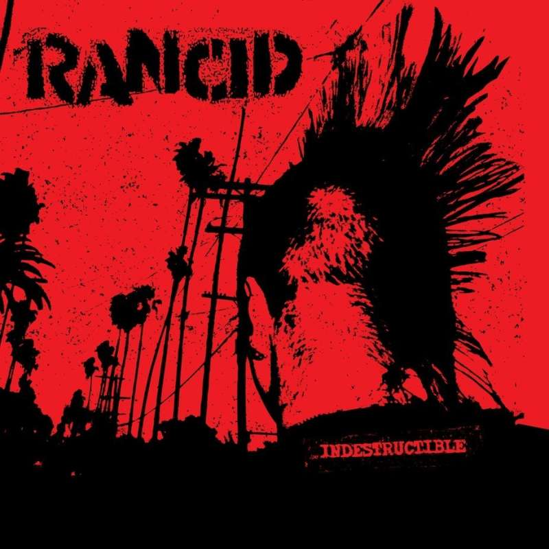 RANCID - Indestructible - Cd Digipack