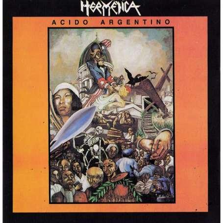 HERMETICA - LP - Acido argentino