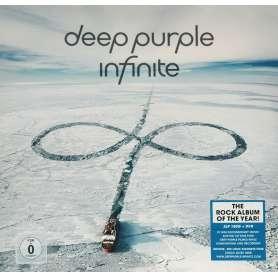 DEEP PURPLE - 2 Lp - Infinite + DVD