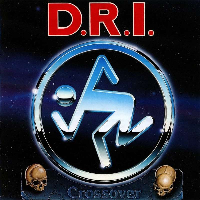 D.R.I. - Crossover - Cd Slipcase + Poster Deluxe Edition