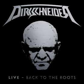 Dirkschneider - Live Back To The Roots - 2 Cd Digipack
