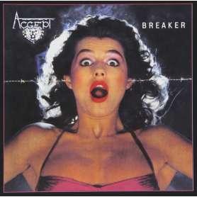 ACCEPT -  Breaker - Cd