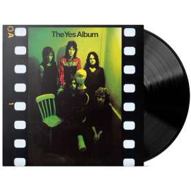 Yes - Lp - The Yes Album