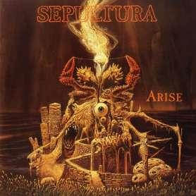 Sepultura - Arise - Cd
