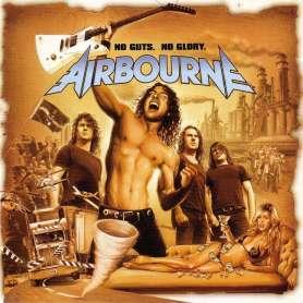 AIRBOURNE - No Guts. No...