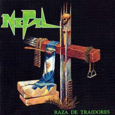 NEPAL - Raza De Traidor - Cd