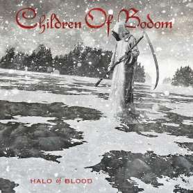 CHILDREN OF BODOM - Halo Of Blood CD + DVD