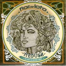 FLOR DE LOTO - Medusa - Cd + DVD Digifile