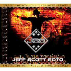 JEFF SCOTT SOTO Lost in the...