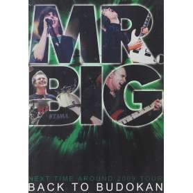 Mr. Big - Back To Budokan - 2 Dvd