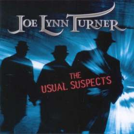 JOE LYNN TURNER - The Usual Suspects - Cd