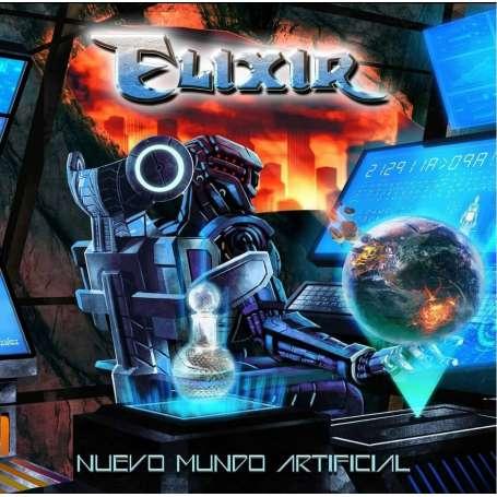 ELIXIR - Nuevo mundo artificial - Cd