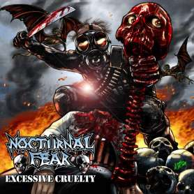 NOCTURNAL FEAR Excessive...