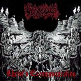 NECROLUST- Christ's Excommunication - Cd