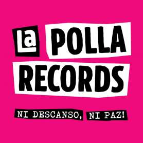 LA POLLA RECORDS - Ni Descanso Ni Paz - Cd Digipack