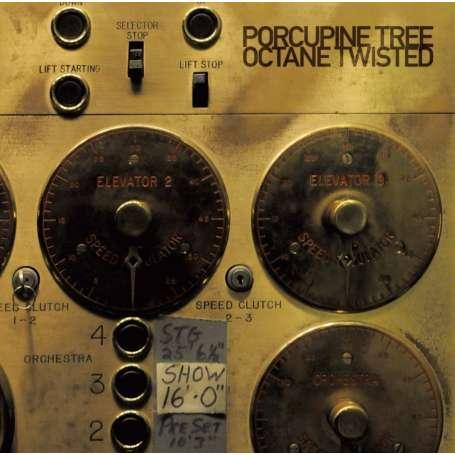 Porcupine Tree - Octane Twisted - 2cd Slipcase