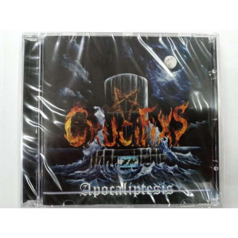 C.R.U.C.I.F.I.X.S. - Apocaliptesis - Cd