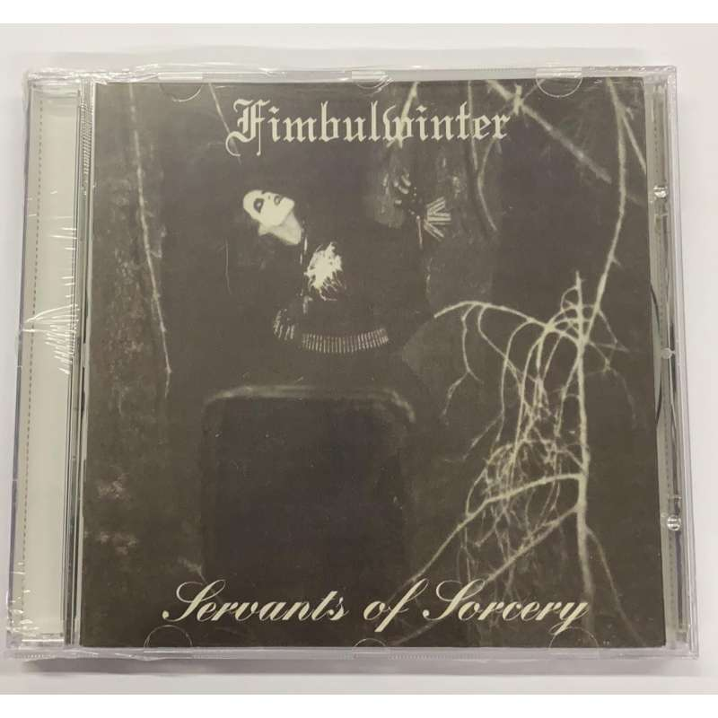 Fimbulwinter - Servants Of Sorcery - Cd