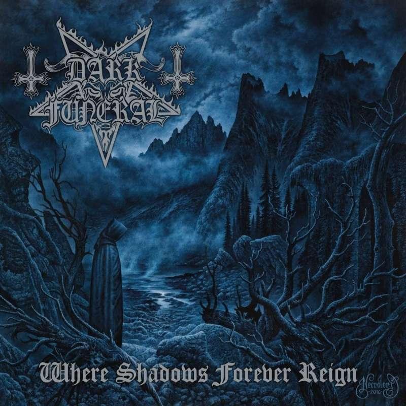 Dark Funeral - Where Shadows Forever Reign - Cd