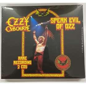 OZZY  OSBOURNE - speak devil of OZZ - 2cd Digipack