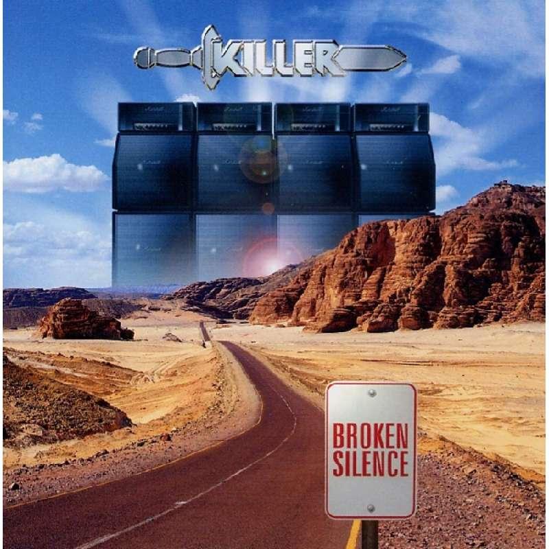 KILLER - Broken Silence - Cd Slipcase