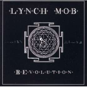 LYNCH MOB - Revolution CD