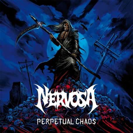 NERVOSA - Perpetual Chaos - Cd