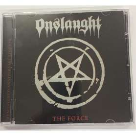 ONSLAUGHT - the force - Cd