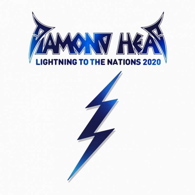 DIAMOND HEAD - Lightning To The Nations - Cd
