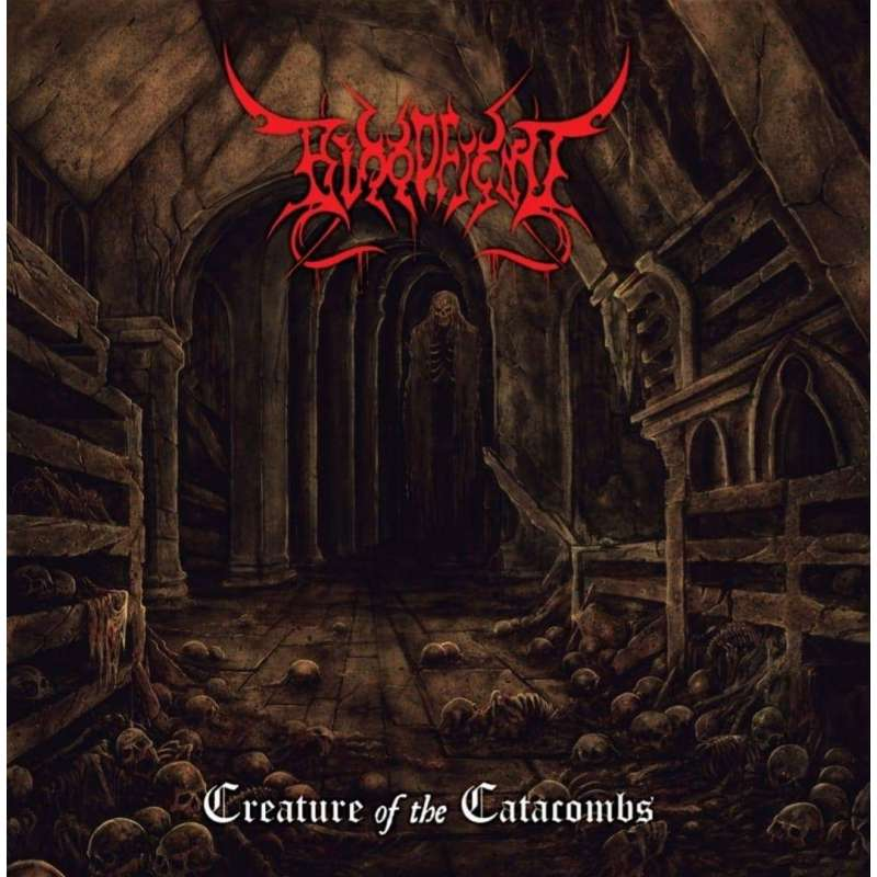 BLOODFIEND - Creature of the catacombs - Cd