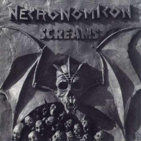 NECRONOMICON - Scream + Blind Destruction CD Digipack