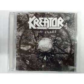 KREATOR  - Live Chaos - Cd Bootleg