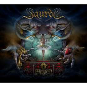 SAUROM - Música - Cd